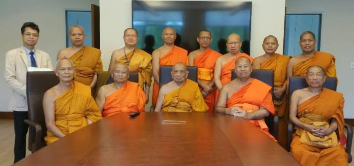 590626ภาพรองกตประชุมหลักสูตรพระธรรมทูตกับประธานสมัชชาณวัดนวมินทร
