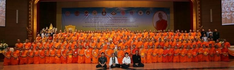 600301 มจร เปิดโครงการอบรมพระธรรมทูตสายต่างประเทศ รุ่น ๒๓ พระพรหมสิทธิ5