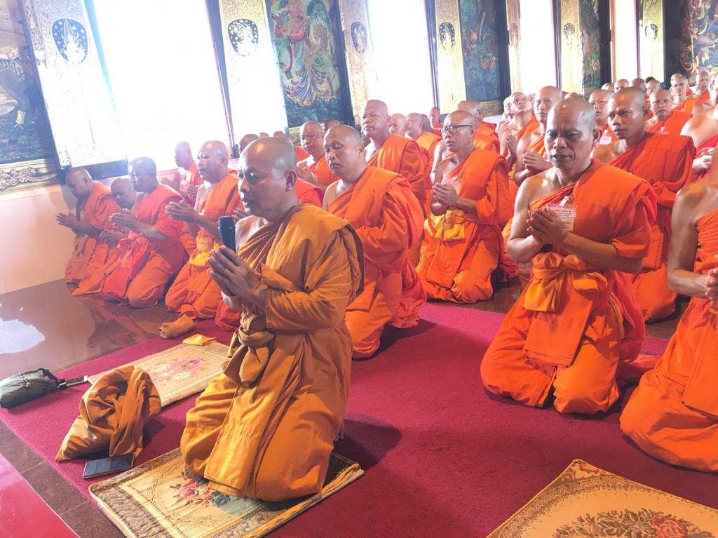 พระธรรมทูตรุ่นที่ 23 ปฏิบัติบูชา ในวันวิสาขบูชา10