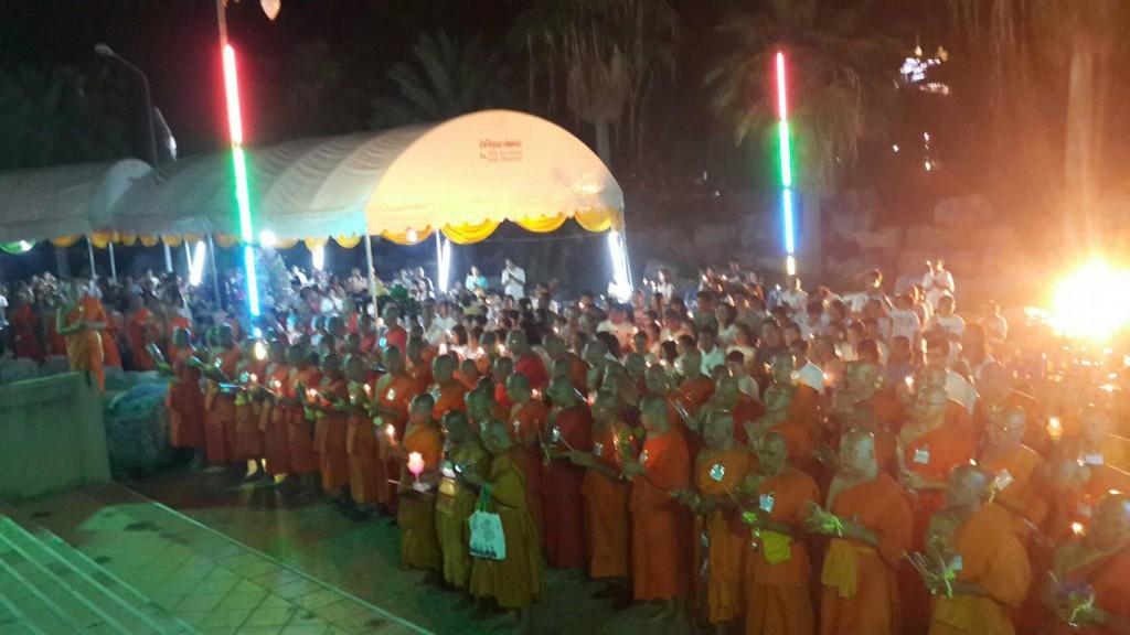 พระธรรมทูตรุ่นที่ 23 ปฏิบัติบูชา ในวันวิสาขบูชา12
