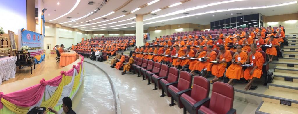 600507 พระธรรมาจารย์หยวน ซื่อ และเปิ่น ซิง บรรยายพิเศษแด่ พระธรรมทูตสายต่างประเทศ รุ่น 23 2 (2)