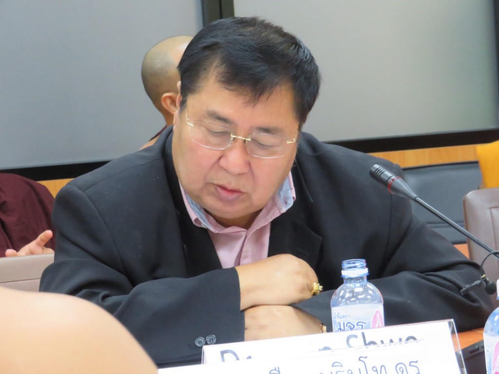 601207 รอง กต กรมการศาสนา ดร.คินฉ่วย วัดไจจิซอง ประชุม ABC 05