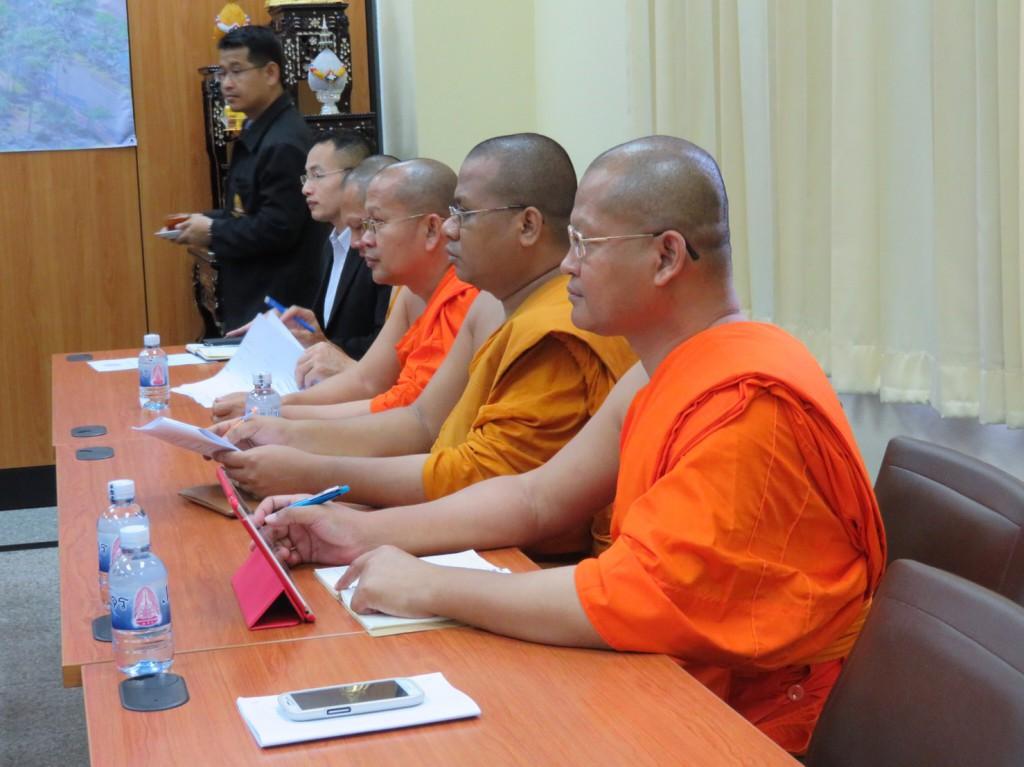601207 รอง กต กรมการศาสนา ดร.คินฉ่วย วัดไจจิซอง ประชุม ABC 07