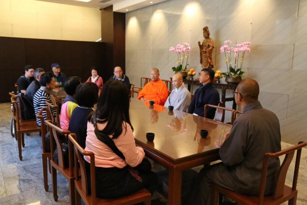 601215 รอง กต หารือศูนย์ฝึกพระธรรมทูต ณ ฮ่องกง 1