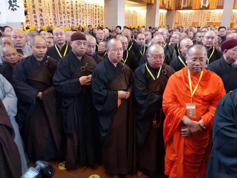 601227 รอง กต ไปงานศพ Most Ven Dr. Yi Cheng China 16