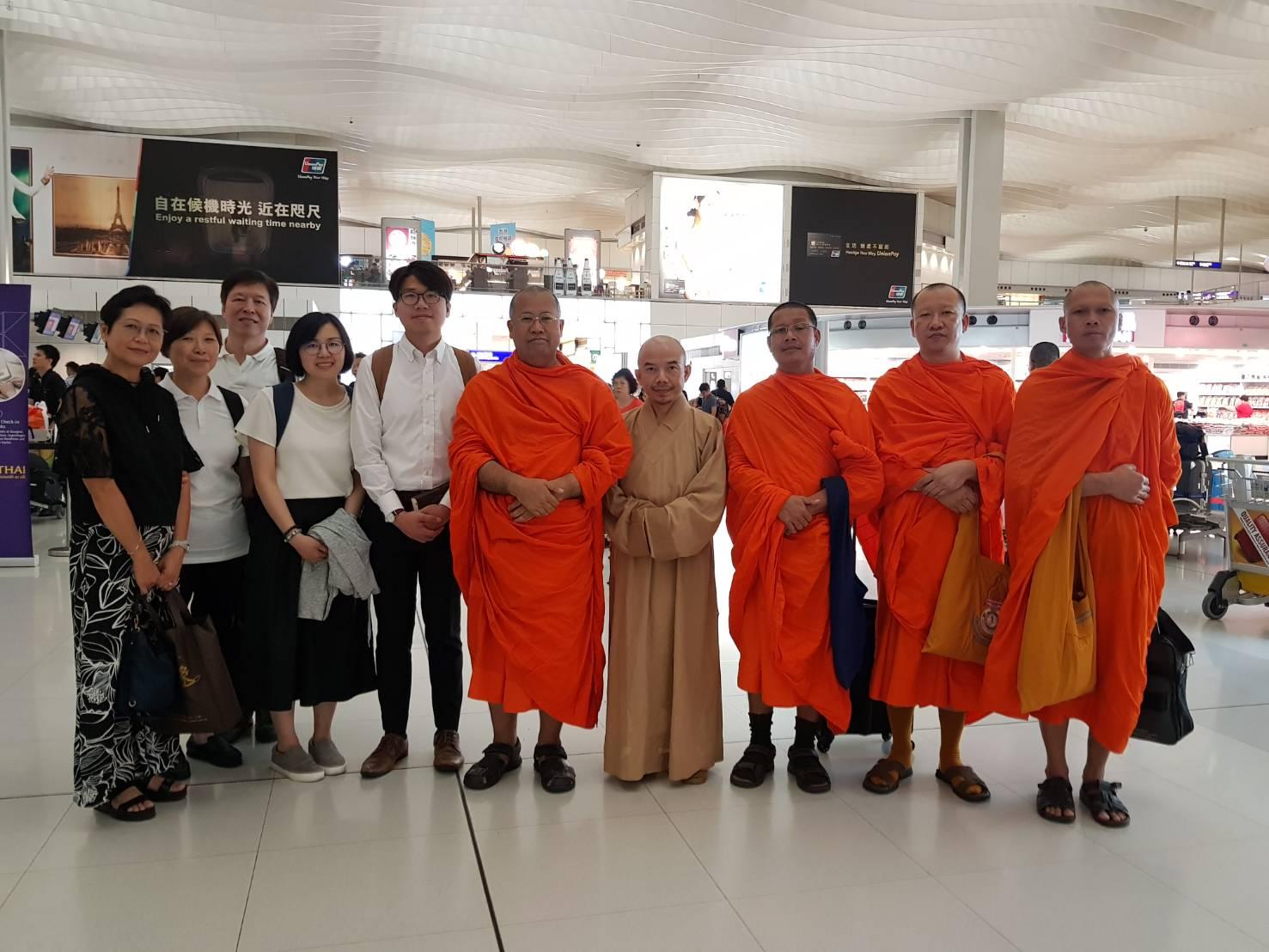 610713 รอง กต ร่วมงานศพVen.Dr. Sik Kin Chiu, จีนฮ่องกง 13