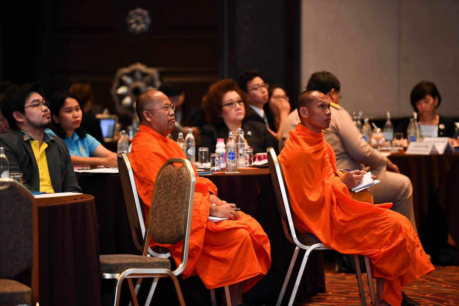 610806 รอง กต ประชุมผู้บริหารระดับสูงที่รับผิดชอบงานด้านต่างประเทศ 2