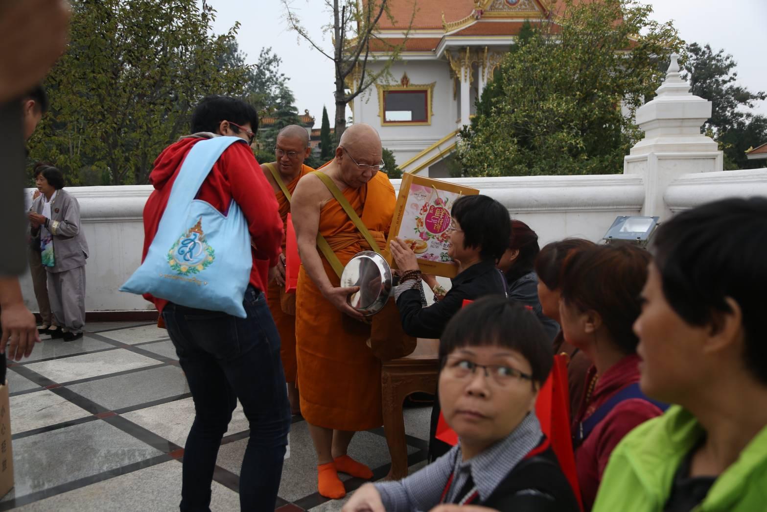 610924-27 พระพรหมวชิรญาณประธานพิธีสมโภชวัดเหมอัศวาราม จีน 13