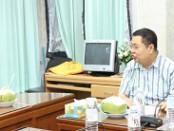 611007 รอง กต ประชุม ดร.คิน ฉ่วย หารือ ABC และวิจัยสุวรรณภูมิ 205 มจร 00
