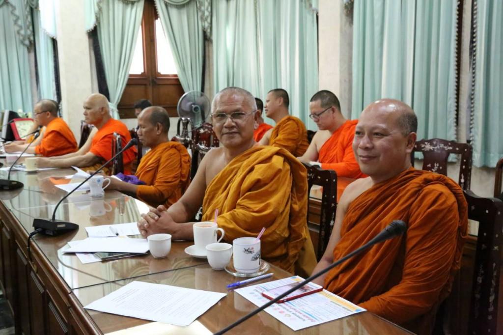 611205 รอง กต ประชุมพระธรรมทูตจากต่างประเทศ หารือหลักสูตรและโครงการอบรม 8