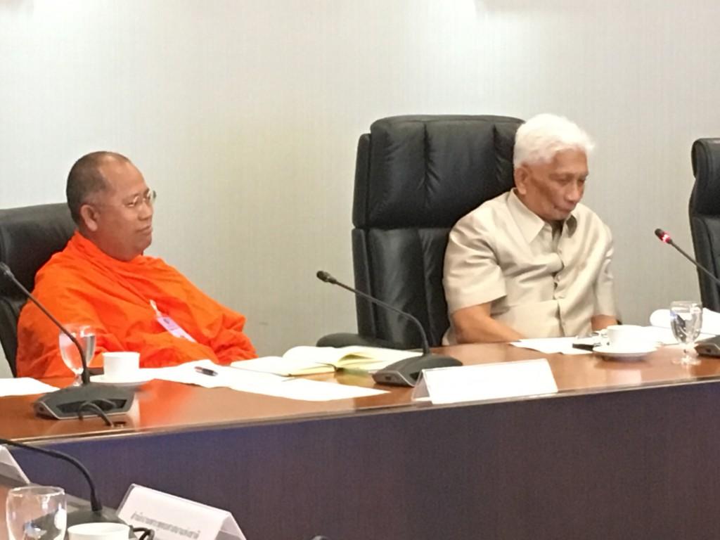 620109 รอง กต นายสุวพันธ์ ประชุมคณะกรรมการรับมอบหน่อต้นพระศรีมหาโพธิ์ ทำเนียบรัฐบาล 2
