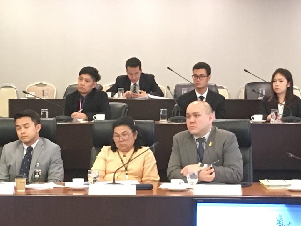 620109 รอง กต นายสุวพันธ์ ประชุมคณะกรรมการรับมอบหน่อต้นพระศรีมหาโพธิ์ ทำเนียบรัฐบาล 5
